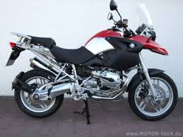Transporte de BMW  GS1200